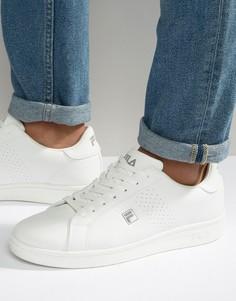 Низкие кроссовки Fila Crosscourt - Белый