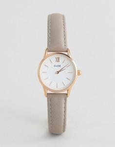 Часы с кожаным ремешком CLUSE La Vedette CL50009 - Серый