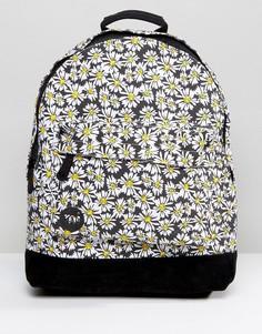 Черный рюкзак с цветочным принтом Mi-Pac - Черный