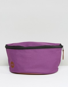 Классическая сумка-кошелек на пояс фиолетового цвета Mi-Pac - Фиолетовый