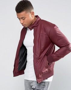 Вощеная куртка Харрингтон Firetrap - Красный