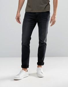 Зауженные джинсы Waven - Черный