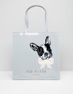 Большая сумка с отделкой в виде собаки Ted Baker - Красный