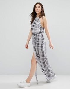 Платье с принтом тай-дай Influence - Мульти