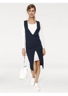 Комплект: платье с длинными рукавами + платье без рукавов Rick Cardona
