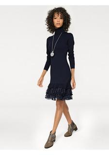Трикотажное платье Linea Tesini