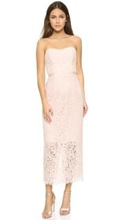 Кружевное платье Ellie Shoshanna