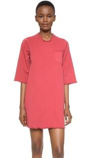 Платье-футболка Shine Vale