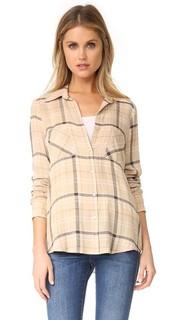 Рубашка Denise с контрастной спинкой Lagence