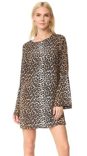 Платье Perry с леопардовым принтом Likely