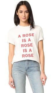 Футболка A Rose Is 6397