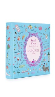 «Savoir Vivre by Laduree» Books With Style