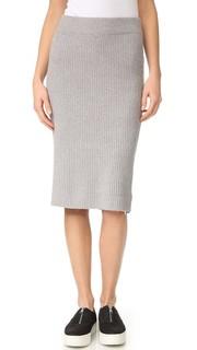 Вязаная юбка-карандаш Charleigh Cupcakes and Cashmere
