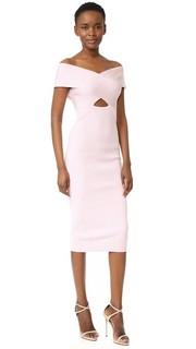 Платье-футляр с вырезом «лодочка» Cushnie Et Ochs