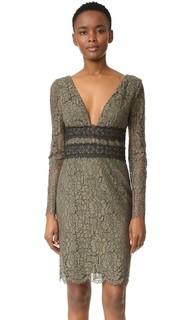 Кружевное платье Viera Diane von Furstenberg