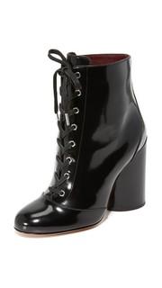 Ботильоны Tori со шнуровкой Marc Jacobs
