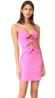 Пляжное платье Abito Moschino