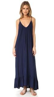 Платье с оборками Paloma 9seed
