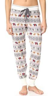 Пижамные брюки Mountain PJ Salvage