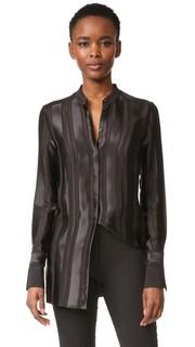 Блуза в полоску Victoria Victoria Beckham