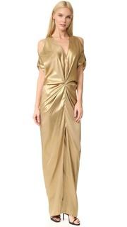Длинное платье Miu Zero + Maria Cornejo