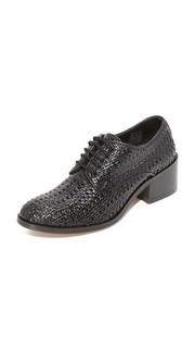 Ботинки на каблуках Topher со шнурками Jeffrey Campbell