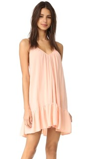 Мини-платье с оборками St Tropez 9seed