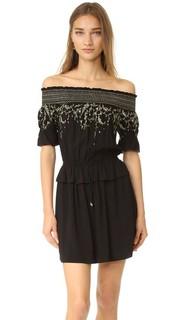Платье Bethany с открытыми плечами Rachel Zoe