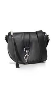 Седельная сумка Rochelle среднего размера Rebecca Minkoff
