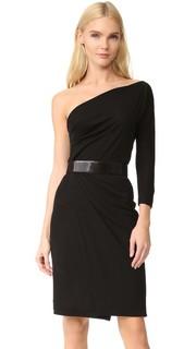 Платье с открытым плечом Dsquared2
