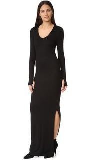 Макси-платье Olympia с разрезом Lagence