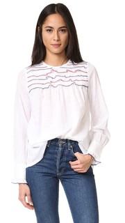 Рубашка Flamenco Banjanan