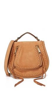 Небольшая седельная сумка Vanity Rebecca Minkoff
