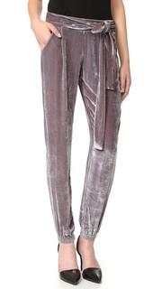 Бархатные брюки Ciarra Young Fabulous & Broke