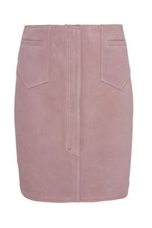 Замшевая юбка Coda MiH Jeans