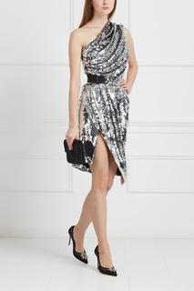 Платье с пайетками Carven