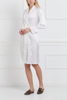 Шелковый халат Primrose