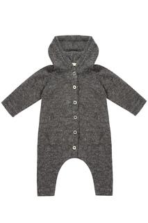 Однотонный комбинезон Claystone Baby Caramel Baby&Child