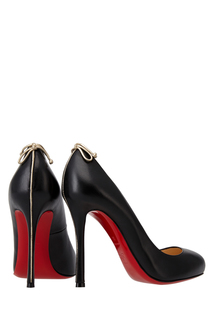 Кожаные туфли Very Gemma 100 Christian Louboutin