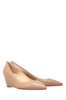 Кожаные туфли Pipina 55 Christian Louboutin