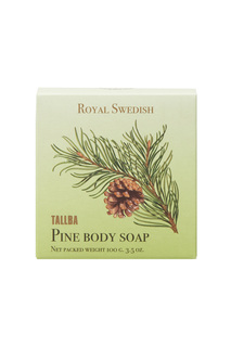 Мыло для тела Tallba Pine «Шведская сосна» 100gr Victoria Soap