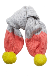 Шерстяной шарф Stella Mc Cartney Children