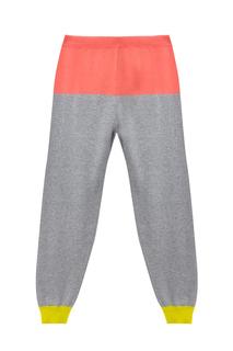 Хлопковые брюки Stella Mc Cartney Children