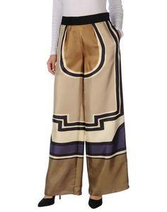 Повседневные брюки Alberta Ferretti