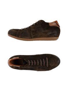 Низкие кеды и кроссовки Pantanetti