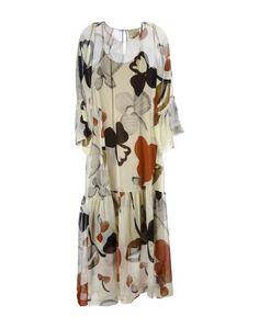 Длинное платье Erika Cavallini Semicouture