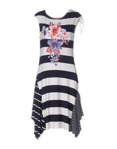 Короткое платье Cellini