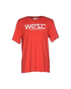 Футболка Wesc