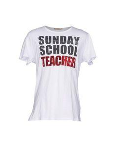 Футболка Sunday School Teacher