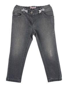 Джинсовые брюки Blumarine Baby